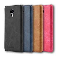 Кожаный чехол накладка MOFI для Meizu M5   (5 цветов)
