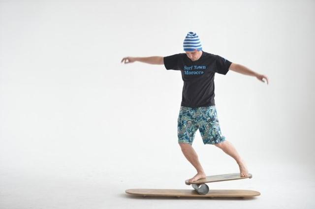 Зачем нужна балансировочная доска FunBoard?