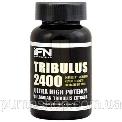 Трибулус iForce Nutrition Tribulus 2400 90 капсул, фото 2