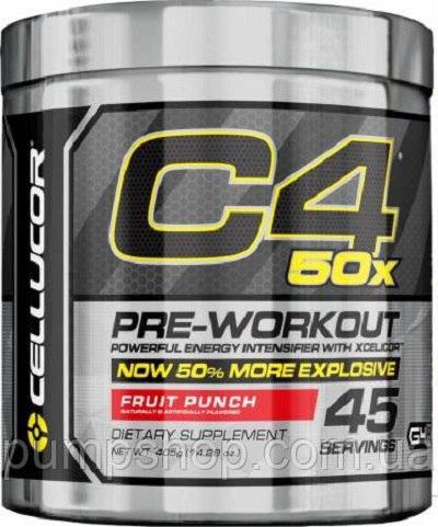 Предтренировочний комплекс Cellucor C4 50X, 45 порцій