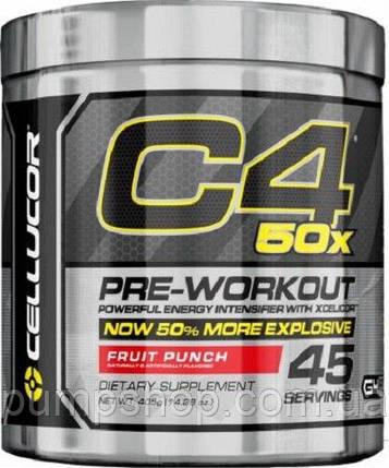 Предтренировочний комплекс Cellucor C4 50X, 45 порцій, фото 2