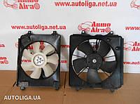 Диффузор с вентиляторами HONDA Civic 4D VIII 06-11