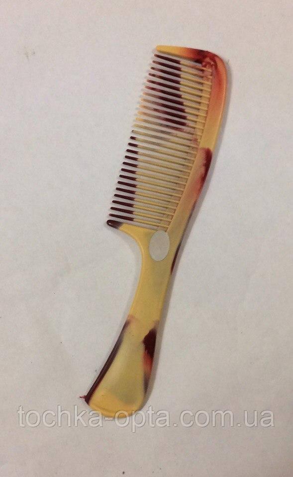 Расчёска густая рябые