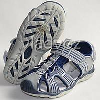 Босоножки сандалии для мальчика на мальчиков мальчику Tom.M серые Спорт 31р.