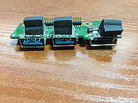 ASUS N56 плата USB-HDMI