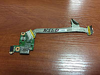ASUS N56 плата VGA