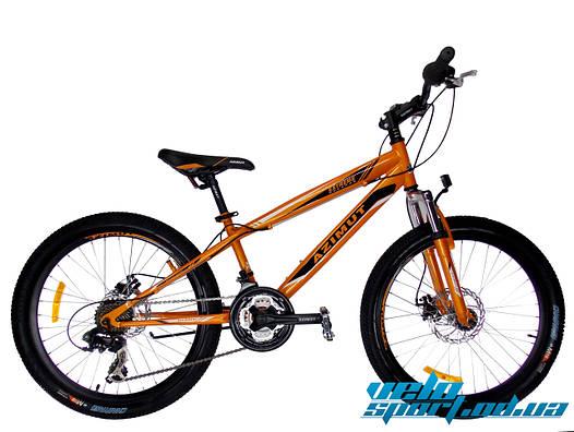 Горный велосипед Azimut Extreme 24 GD / 2018 г