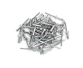 Алюминиевые заклепки 3,2 х  8 мм (50 шт.)