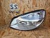 158103-00 Фара передняя левая на Renault SCENIC II