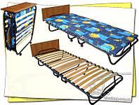 """Раскладная кровать - тумба """"Комфорт"""" на панцирной сетке"""
