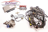 Газовое  оборудование 4-го поколения Stag 300-4 для автомобилей с мотором мощностью до 136 л.с.