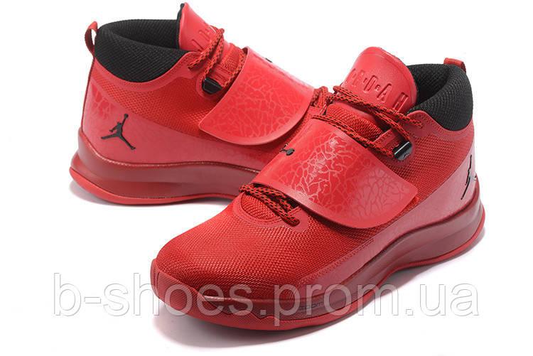Мужские баскетбольные кроссовки Air Jordan Super Fly 5 PO (Power Red)
