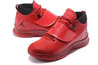 Мужские баскетбольные кроссовки Air Jordan Super Fly 5 PO (Power Red), фото 1