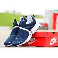 Мужские кроссовки Nike Air Presto Extrem Blue/White