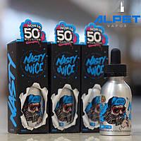 Жидкость Nasty Juice 50 мл. SLOW BLOW