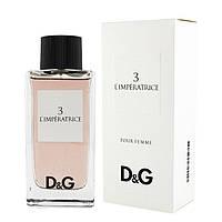 Dolce & Gabbana 3 L`Imperatrice EDT туалетная вода 100ml