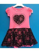 Платье для девочек 104-116