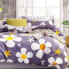 Комплект постельного белья полуторный Сатин 160х220 КАРО