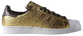 Кроссовки/Кеды (Оригинал) adidas Originals Superstar Gold Metallic/Gold Metallic/White