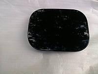 Лючок бензобака с петлей Daewoo Lanos / ЗАЗ Ланос / ЗАЗ Сенс седан (черный)