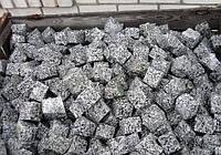 Брусчатка гранитная Покостовского месторождения 7*7*7