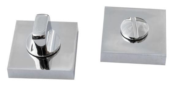 Накладка WC-фиксатор RDA WC-49 - хром
