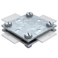 Крестовой соединитель 256 A-DIN 40 FT FT (40-60 мкм). OBO Bettermann. 5314666