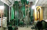 Линия гранулирования опилок 800 кг в час