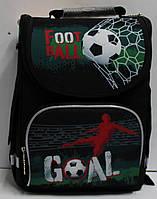 Ранец Рюкзак школьный ортопедический  Smart Green football  RG-11 553419