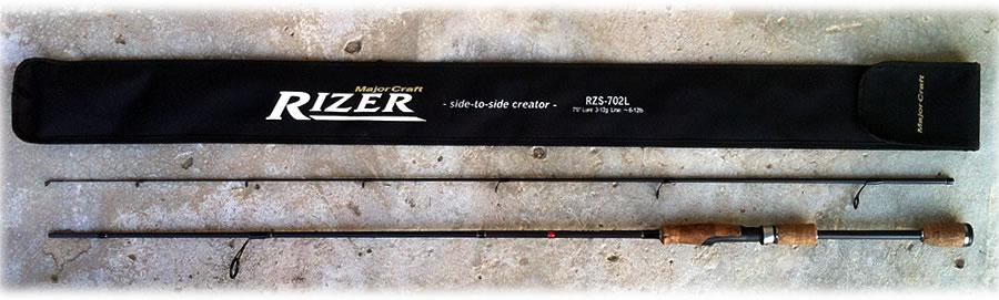 Спиннинг  Major Craft  RIZER RZS-702L