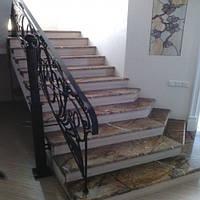 Лестница из натурального камня Bidasar Brown (Ступень) 20 мм