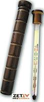Термометр для чая в Днепре в деревянном футляре
