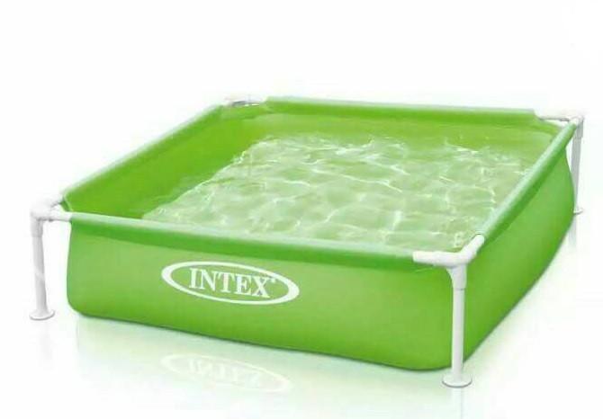 Дитячий каркасний басейн Intex 57172 PN