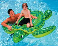 """Детский надувной плотик Intex """"Черепаха""""."""