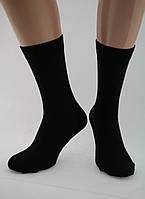 Носки женские хлопок черные высокие Ж-900043