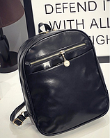 Рюкзак черный женский код 3-250