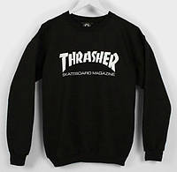 Свитшот с принтом THRASHER Skate Mag | Кофта мужская|Оригинальная бирка