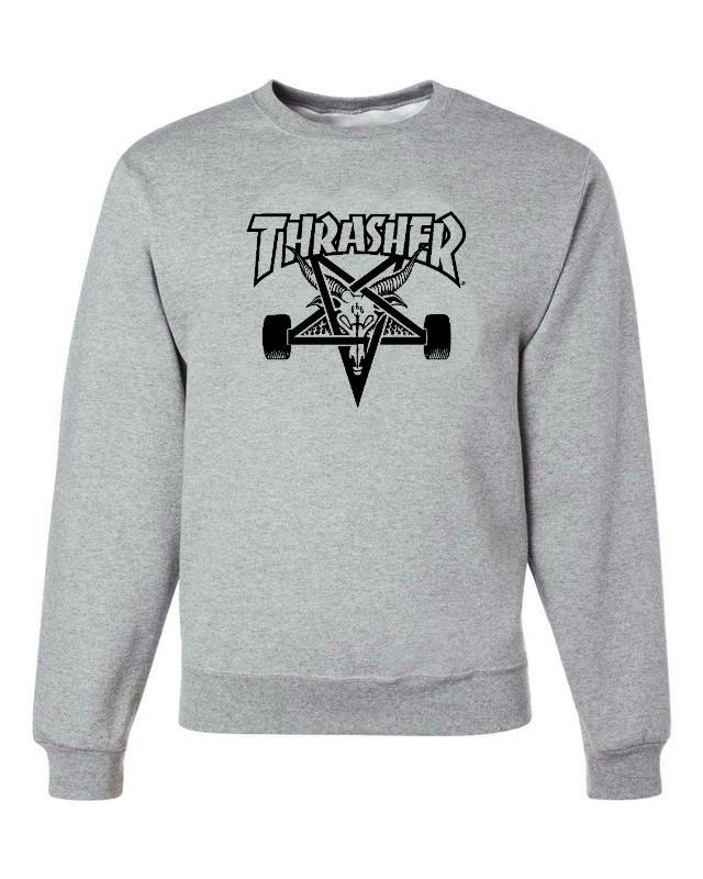 "Свитшот ""Thrasher Magazine"" | Кофта"