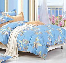 Комплект постельного белья полуторный Сатин 160х220 ХЕЛІКЕ