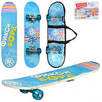 Скейт для детей Фиксики FX 0006 скейтборд
