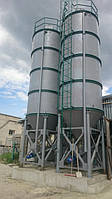 Комплекс дозирование цемента 70 тон.