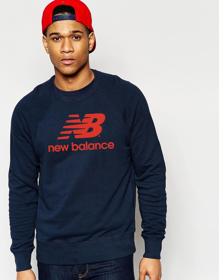 Мужской Свитшот спортивный New Balance