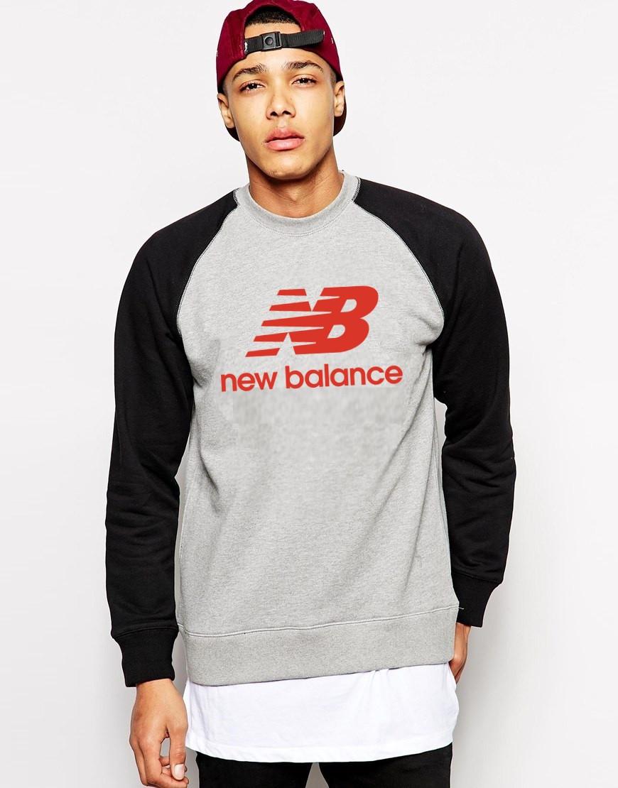 """Мужской Свитшот Нью Баланс """"New Balance"""""""