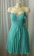 Платье вечернее выпускное Laona р.44 7567