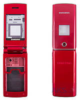Корпус Samsung E210 Red