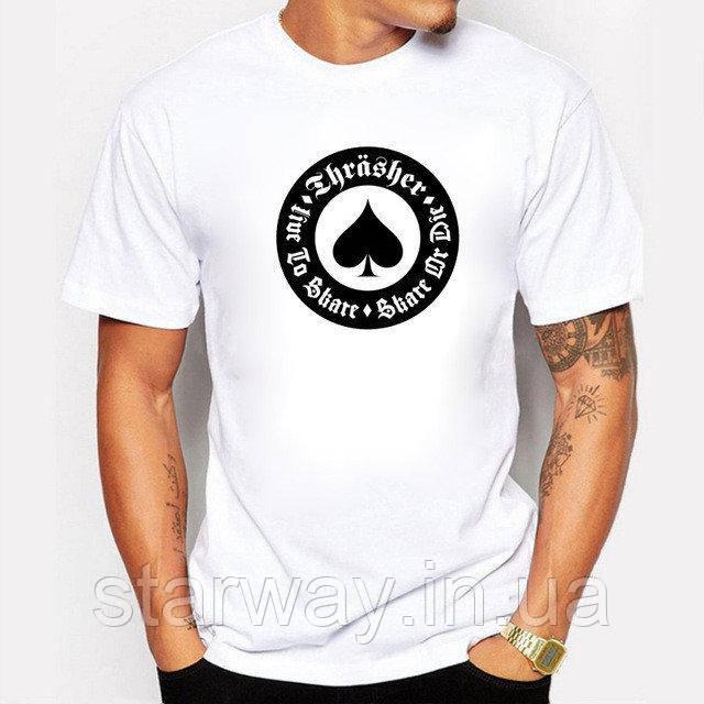 Футболка | Thrasher logo eight