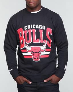 Свитшот мужской Chicago Bulls NBA | Кофта размер L