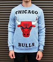 Свитшот мужской Chicago Bulls | Кофта