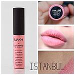 Жидкая матовая губная помада NYX Soft Matte Lip Cream smlc06 Istanbul