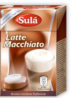 "Леденцы без сахара Sula ""Латте-макиато"""